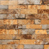 Hot Sales Cheap Price Natural Brick Stone Design Wallpaper for Interior Walls