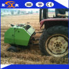 Tractor Mounted Small Packing Round Baler Machine