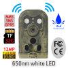 MMS&GPRS White Flash LED Digital Hunting Camera