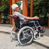 Deliver Freedom New Styte 4 Wheel Drive Wheelchair
