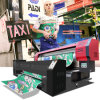 Linen Textile Printer with Epson Dx7 Printheads 1.8m/3.2m Print Width 1440dpi*1440dpi Resolution for Fabric Directly Printing