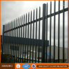 Hot Galvanised Exterior Iron Fence Wall