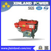 Horizontal Air Cooled 4-Stroke Diesel Engine Xt14/Z195 for Machinery