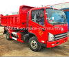 FAW tipper truck, 5 Ton Light Dump Trucks