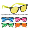 100% UVA and UVB Protection Tinted Lenses Rubberized Sunglasses