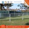 2.1X1.1m Temporary Barricade/Galvanized Round Tube Crowd Control Barricade