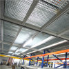 Rack Mezzanine with Steel Shelving