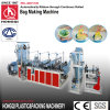Auto Rope Thread Rolling Bag Making Machine