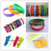 Colorful Silicone Wristband Shaping Machine