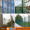 3 Folds PVC Coated Safety Welded Wire Mesh Fence Panel
