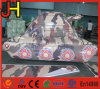 Inflatable Camouflage Paintball Bunker Tank for Paintball Arena