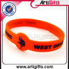 Hot Sale Debossed Silicone Wristbands for Activities Event