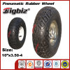 Super Cheap Solid Rubber Wheel for Trolley