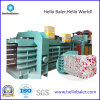 waste clothese, waste textile, cotton strapping pressing baler