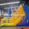 Lovely Cartoon Inflatable Jumping Slide for Sale