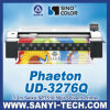 Solvent Plotter Phaeton Ud-3276q with Spt510/50 Heads