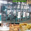 Mini Capacity 10t/24h Wheat Flour Milling Machine