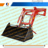 Front End Loader with 4in1 Bucket for Yto/Foton/Kubota/John Deer Tracotrs