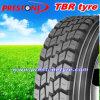 Rockstone/Roadmax Brand Tyre Heavy-Duty Truck Tyre/Tire (12R22.5 TUBELESS TRUCK TYRE)