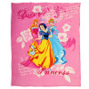 Beautiful Princess Polar Fleece Blanket