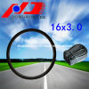 China Supplier Butyl Rubber 16*3.0 Bicycle Inner Tube