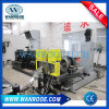 Double Stage Plastic PP PE Film Granulator