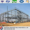 Prefab Steel Structure Commercial Building for Dealership