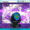 19PCS 15W CE RGBW LED Mini Moving Heads for Concert