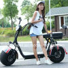 1500W Hot Sale Electric Scooter with Two Units Remove Battery