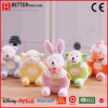 Safety Plush Infant Toy Stuffed Animal Baby Rattle Soft Baby Toys