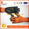 Ddsafety 2017 Orange PU Working Glove