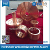Shaped Copper Alloy Object Used as Welding Machine Part