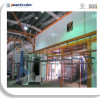 LPG Heating System Powder Coating Automatic Line