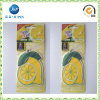 Customized Popular Auto Perfume / Paper Car Air Freshener with Deodorant Effect (JP-AR003)