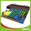 2015 Newest Indoor Commercial Trampoline Park with Nice Design