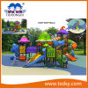 Kids′ Plastic Amusement Outdoor Playground Pirate Ship