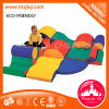 2016 Wholesale Soft Roll Indoor Soft Play for Kindergarten