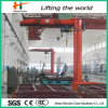 Hercules 3 Ton Hoist Column Swing Level Jib Crane Price