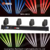 4 Independent RGBW LED Moving Heading Beam Light