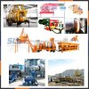 60t/H Portable Asphalt Batch Mixing Plant for Municipal Roads