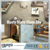 Popular Culture Stone/ Ledge Stone Yellow Rusty Slate for Floor Tile Flooring, Wall, Roof