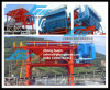 Rail-Type Movable Industrial Hopper for Port Equipment Unloading Bulk Materials