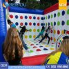 Giant 3D Inflatable Twist Game Inflatable Sport Game on Sale