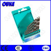 13PCS HSS Fully Ground Drill Bit Set (2-8mm)