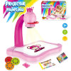 Hot Sale Educational Toy Learning Table with Drawing (H9616006)