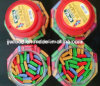 Jjw Mixed Fruit Flavors Bazooka Tattoo Bubble Gum