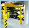 Suspended Paltform Double Parking Electric Car Stacker