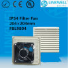AC DC Self-Start Screened Magnetic Pole Motor Elctrical Panel Fan Filter (FBL9804)