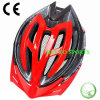 Flashing-Lights Bike Helmet, Professional Riding Helmet, LED Inmold Helmet