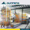 Fully-Automatic Block Production Line with Curing Room, Finger Cart, Cuber, Elevator and Lowever